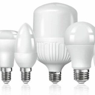 Лампы для люстр